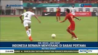 Video Gol Tunggal Evan Dimas, Indonesia Menang 1-0 Melawan Mauritius MP3, 3GP, MP4, WEBM, AVI, FLV November 2018