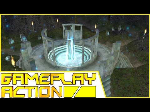 Everquest: Skeletons Are Still Scary – Gameplay Action