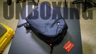 Manfrotto MB NX-BP-VBU Backpack Unboxing