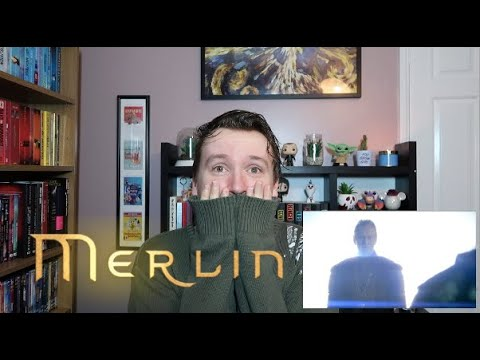 Merlin S5E3 'The Death Song of Uther Pendragon' REACTION