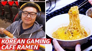 The Food at Korean Gaming Cafes Is Next Level — K-Town by Eater