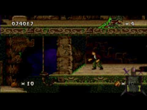 preview-Pitfall: The Mayan Adventure (Gen/Wii) (Kwings)