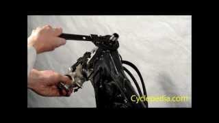 9. Kawasaki KL250 Super Sherpa Steering Head Bearings - Online Manual