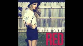 Taylor Swift - RED (Audio) (HQ)