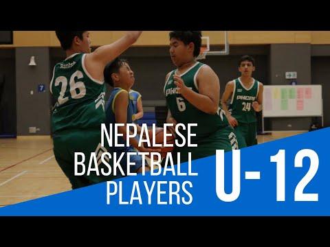 (Nepalese U12 Basketball Players in Hong Kong... 15 min)