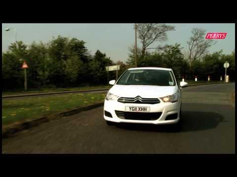 New 2011 Citroen C4 video review