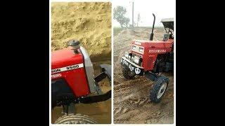 Swaraj 855 vs Massey 9500