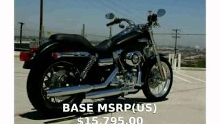 7. 2007 Harley-Davidson Dyna Glide Low Rider - Details and Specification