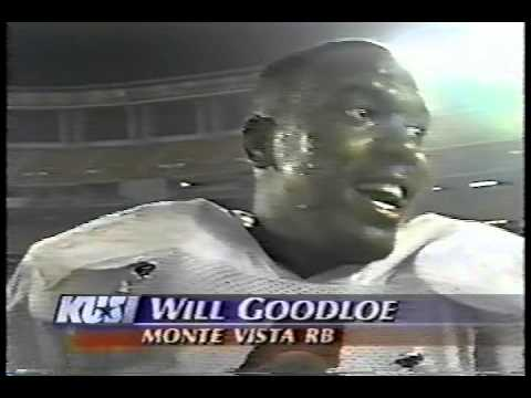 1995 Monte Vista football CIF Champions news clips
