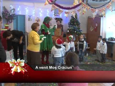 A venit Moș Crăciun