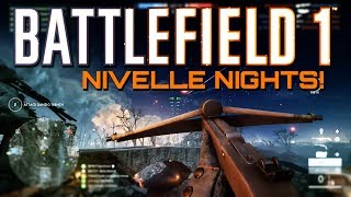 First game on the new Battlefield 1 Nivelle Nights Map. Out for Premium and They Shall Not Pass DLC Owners now =) Use code...