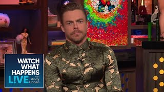 Did Derek Hough And Jennifer Lopez Date? | WWHL