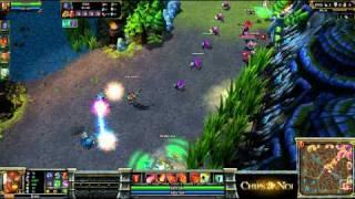 (HD103) -CHZ League- Oo vs TRI -Part 1- League Of Legends Replay [FR]