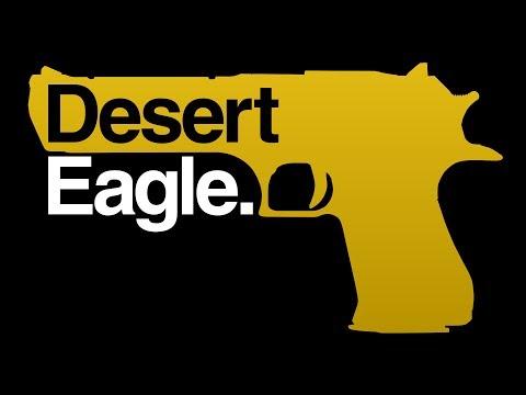 Desert Eagle.