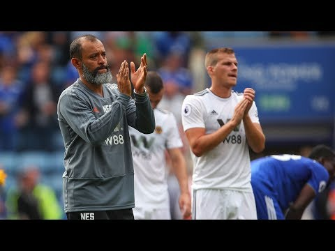 Nuno On The Defeat At Leicester City