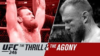 UFC 246: The Thrill and the Agony - Sneak Peek by UFC