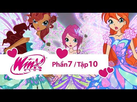 Winx Club - Winx Công chúa phép thuật - Phần 7 Tập 10 [trọn bộ] - Thời lượng: 21 phút.
