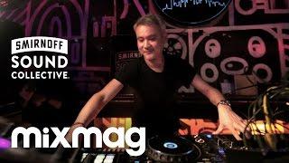 Satoshi Tomiie - Live Performance @ Mixmag Lab NYC 2017