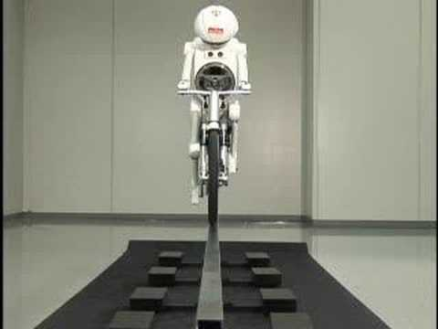 0 Bicycle Robots!