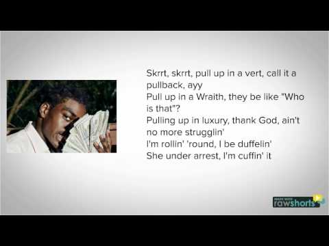 Kodak Black x Future-Boost my Ego (Lyrics)