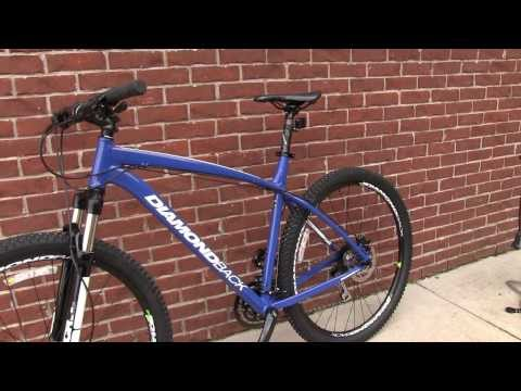 2014 Diamondback Overdrive Sport 29er Mountain Bike Review