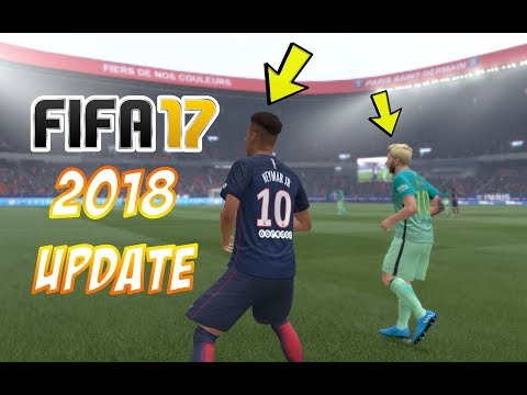 FIFA 17 To FIFA 18┃Latest 2018 Transfers Update (NEYMAR To PSG)