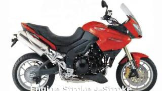 2. 2009 Triumph Tiger 1050 Info and Specification
