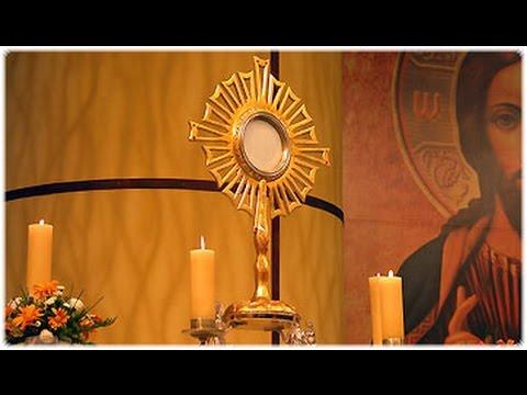 Adoração ao Santíssimo Sacramento. Quinta  Especial em Bom Jesus da Lapa- BA