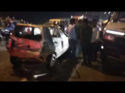 Video Road Accident in Bhubaneswar Over Brige download in MP3, 3GP, MP4, WEBM, AVI, FLV January 2017