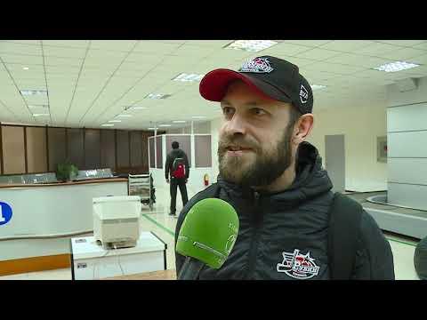 Врач ХК «Рубин» Дмитрий Гиберт: «В Караганде словно вернулись в зиму»