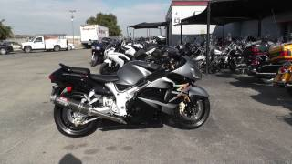 8. 104401 - 2005 Suzuki Hayabusa GSX1300R - Used motorcycle for sale