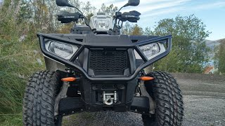 8. Polaris Sportsman 570 Touring EPS