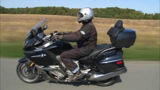 5. BMW K1600 GTL Motorcycle Experience Road Test 2012