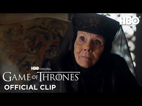 Game of Thrones: Olenna Confesses to Joffrey's Murder (Season 7 Clip)   HBO