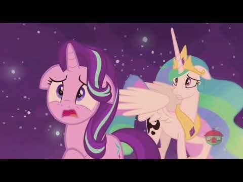 MLP- All we know [PMV] Sunset VS Starlight