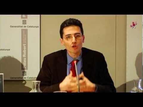 Presentació del llibre d'Ignasi Moreta sobre el pensament religiós de Joan Maragall