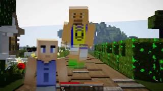 Video UPIN IPIN PERGI SEKOLAH!!! - Minecraft Lucu MP3, 3GP, MP4, WEBM, AVI, FLV Oktober 2018