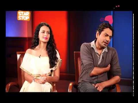 Babumoshai Bandookbaaz - Exclusive Interview | Nawazuddin Siddiqui, Bidita Bag | B4U Star Stop