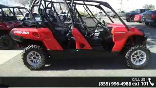 10. 2017 Can-Am Commander MAX DPS 800R  - RideNow Powersports...