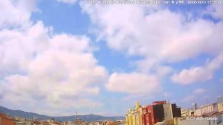 Timelapse 30/06/2013 Barcelona-Sants