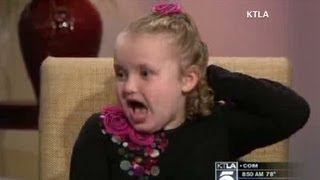 "Video ""Honey Boo Boo"" misbehaves during interviews MP3, 3GP, MP4, WEBM, AVI, FLV Januari 2018"
