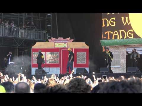 Wu Tang Clan - Bring Da Ruckus - Governors Ball