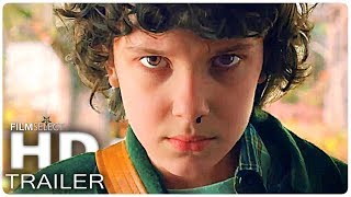 Video STRANGER THINGS Season 2 Trailer 2 Español (2017) MP3, 3GP, MP4, WEBM, AVI, FLV Desember 2017