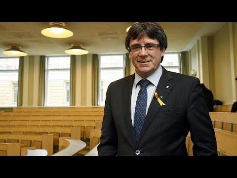 Κ. Πουτζντεμόν: Έφυγε από τη Φινλανδία για να μη συλληφθεί