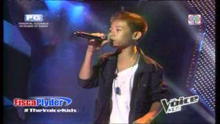 Catmon (Cebu) Philippines  City pictures : Kid from Catmon, Cebu on The Voice Kids Audition ( Complete Clip / Full Screen )