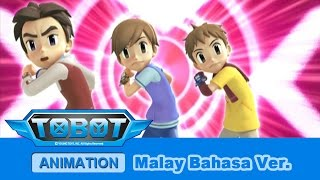Malay Bahasa TOBOT S1 Ep.16 [Malay Bahasa Dubbed version]
