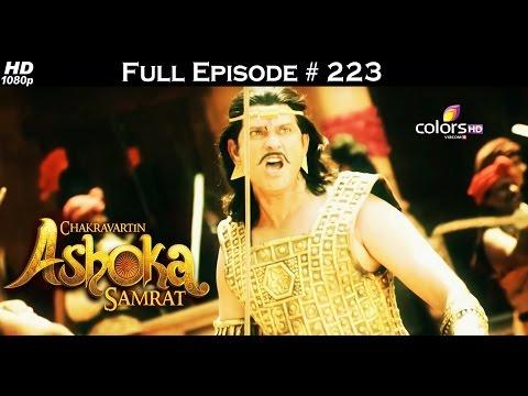 Chakravartin-Ashoka-Samrat--9th-April-2016--चक्रवतीन-अशोक-सम्राट--Full-Episode-HD