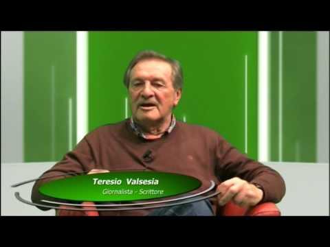 """Il Sasso nello stagno - puntata 6 - """"Faccia a faccia con Teresio Valsesia"""""""