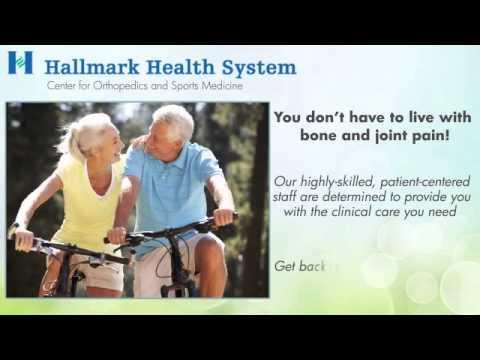 Hallmark Health Orthopedics and Sports Medicine