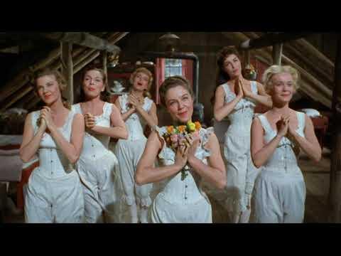 Seven Brides For Seven Brothers (1954) - June Bride